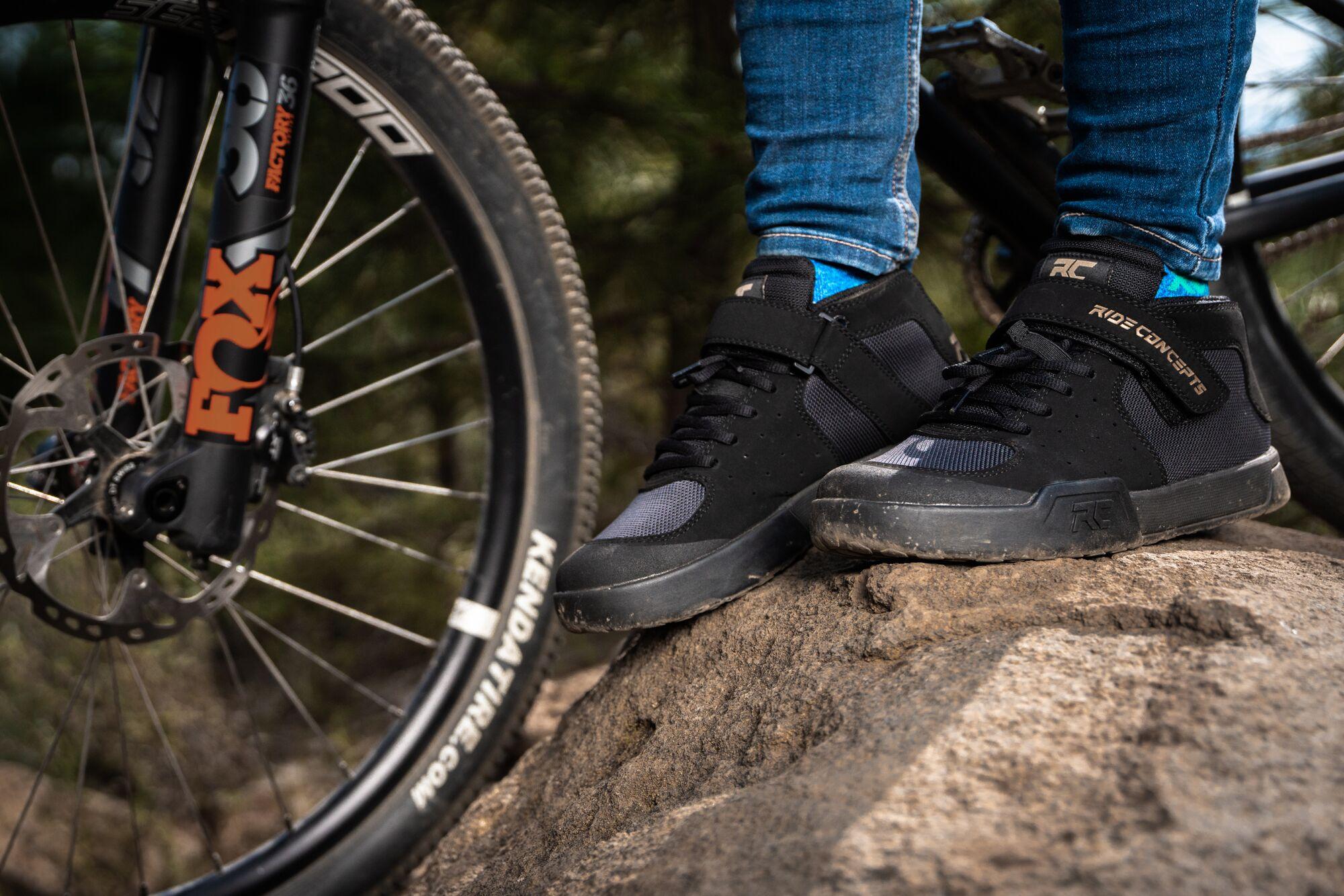 Ride concepts Mens Bike Shoes Wildcat Mountain Bike MTB Cycling Shoes