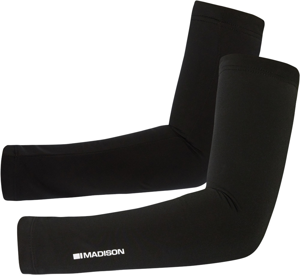 Madison Isoler Thermal Arm Warmers Black