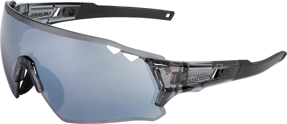 Madison Stealth Glasses Gloss Crystal Smoke