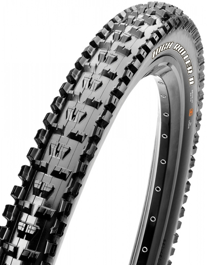 "Maxxis High Roller II 2Ply ST DH MTB Off Road Wire Bead 27.5"" Tyre 