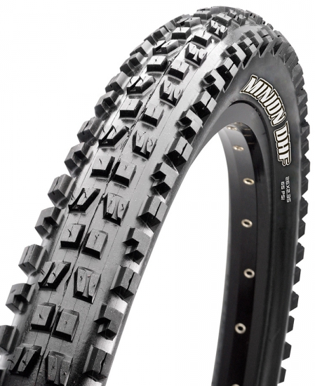 """Maxxis Minion DHF 26 x 2.50/"""" 60tpi 3C 2-Ply Skinwall Wire Tire Pair"""
