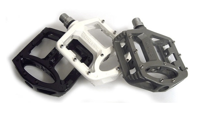 Wellgo Mg1 Magnesium Body Pedals Black