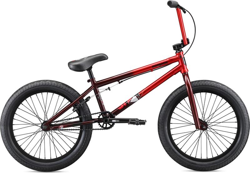 Mongoose Legion L80 BMX 20inch Wheel 2020 Red