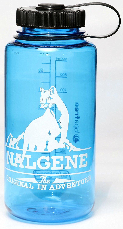 Nalgene Wildcat Retro Wide Mout Bottle 1L Glow