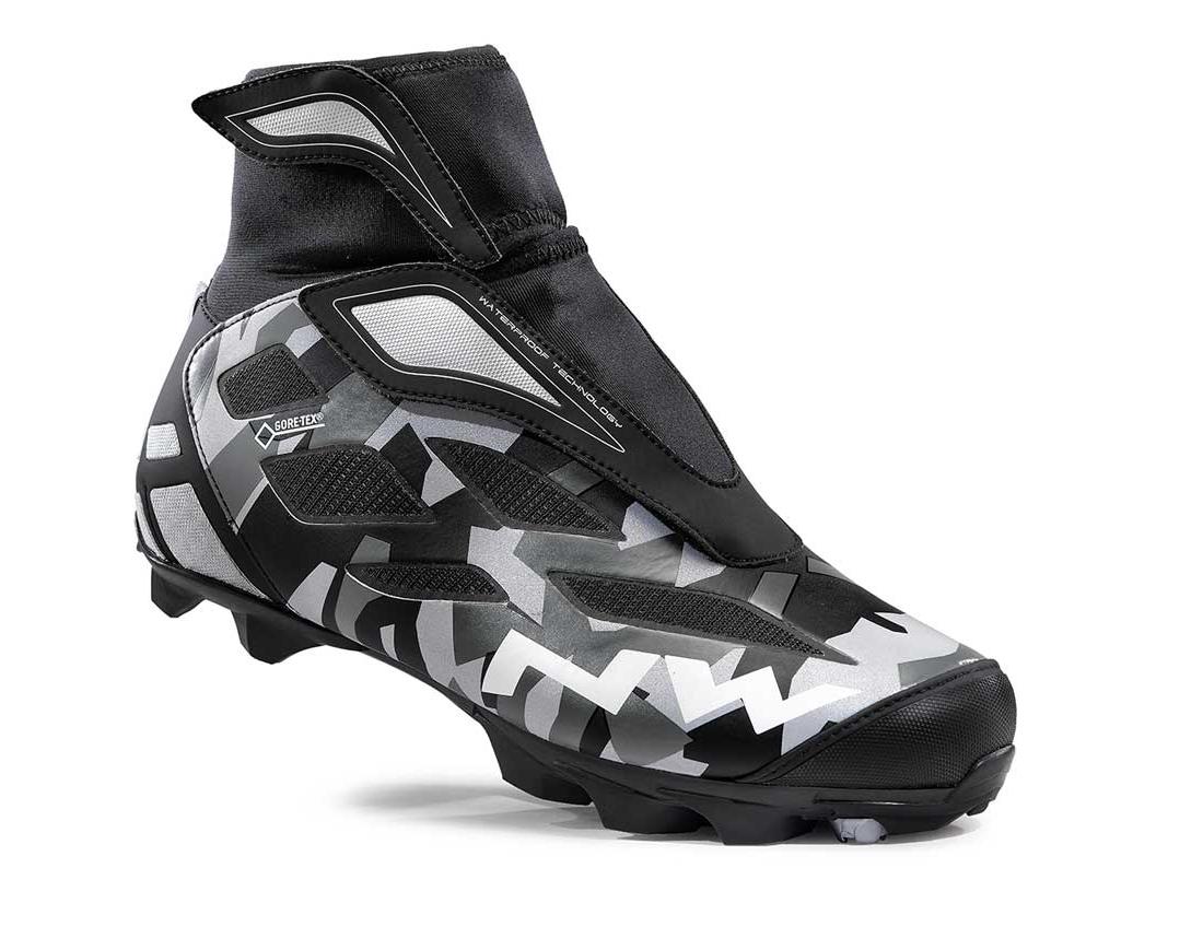 myynti vähittäiskauppias söpö halpa tehdasmyymälät Northwave Celsius 2 GTX Winter Shoes Reflective Camo/Black