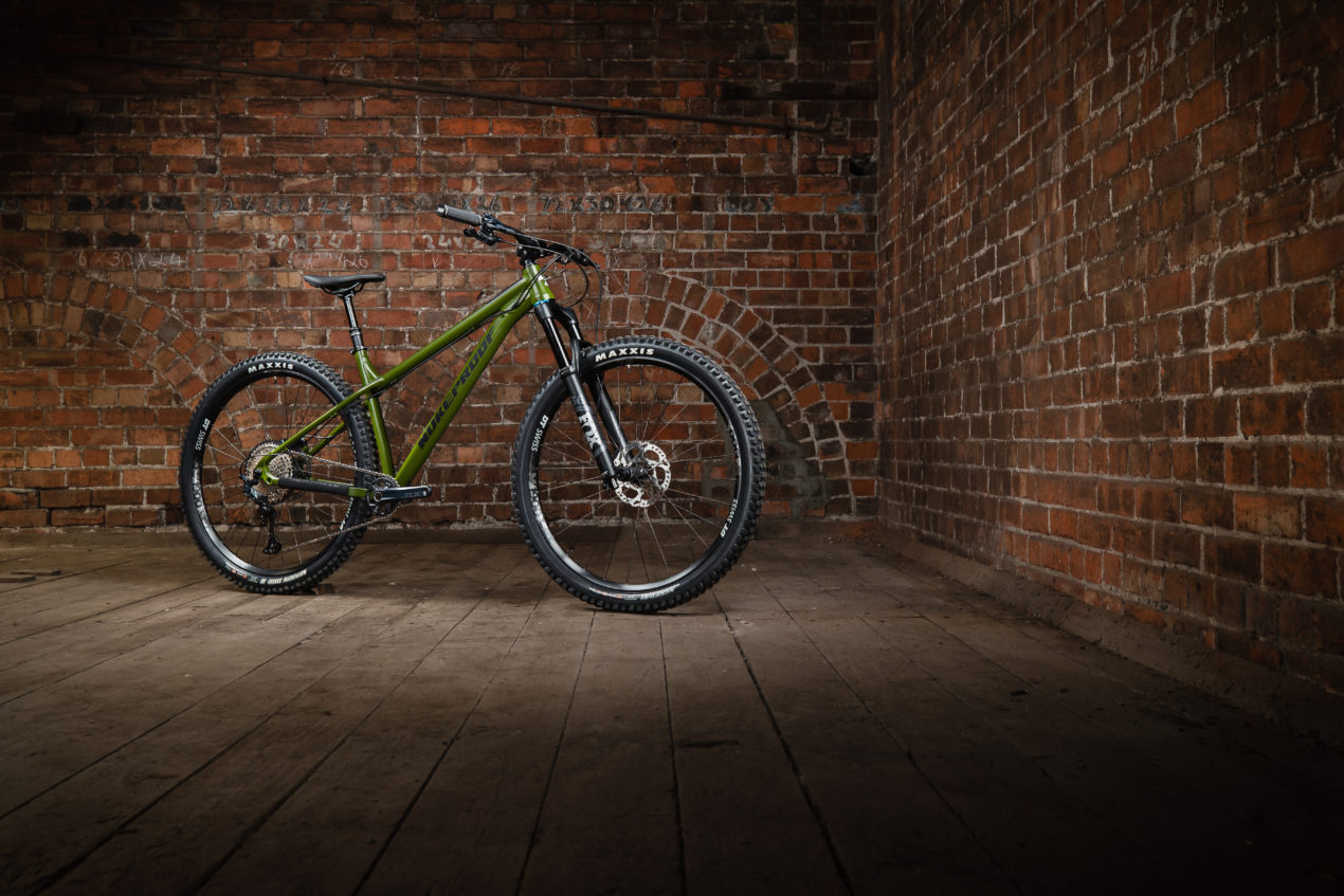 Nukeproof Scout 290 Expert SLX 29er Hardtail Mountain Bike