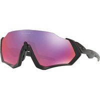 a69f9c5f01 Oakley Flight Jacket Sunglasses Polished Black Prizm Road £166.50
