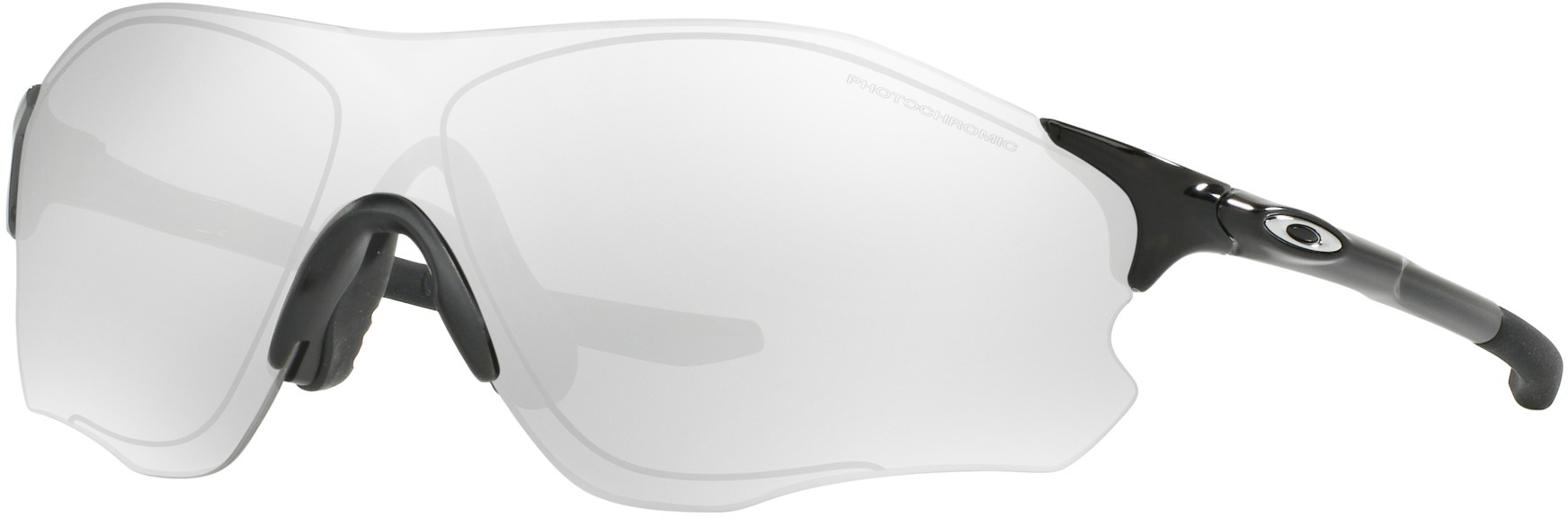 dfb8dba45cc Oakley Evzero Path Photochromic Glasses Black Clear £153.00