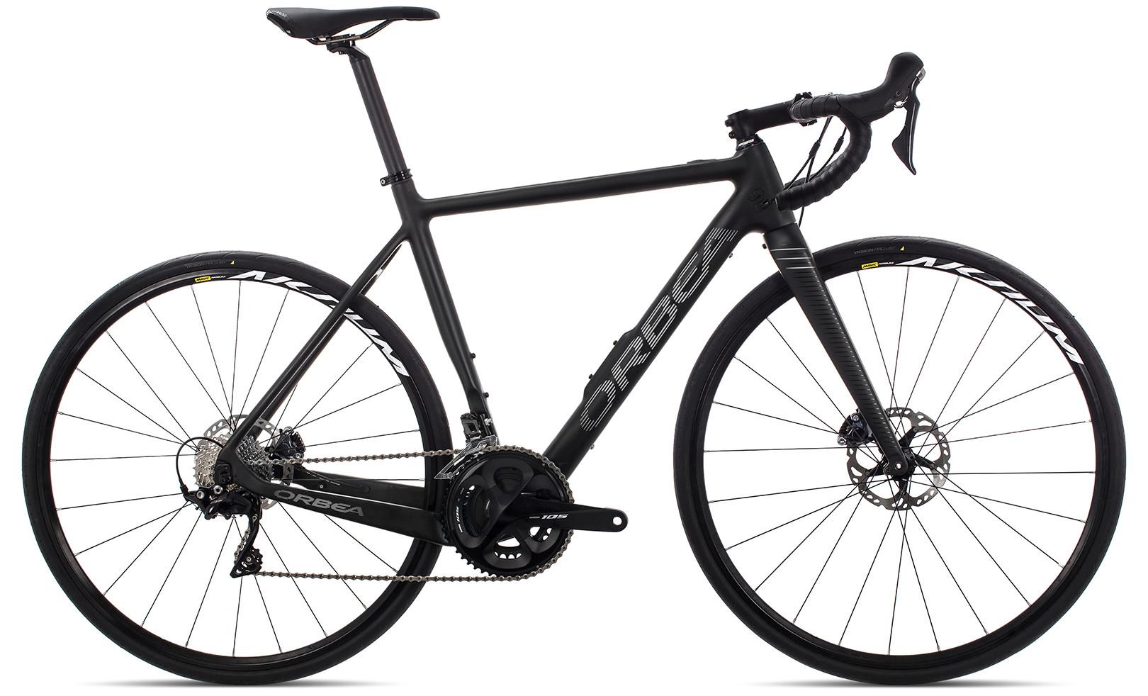 c4064287457 Orbea Gain M30 Electric Road Bike 2019 Black/Grey £3,399.00