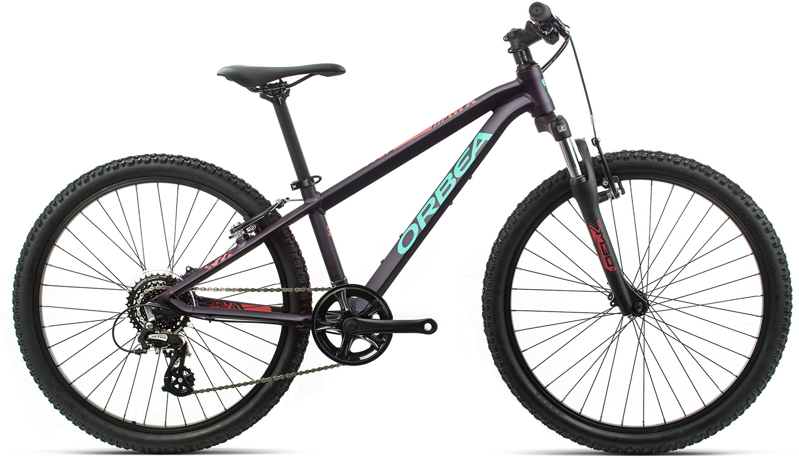Orbea MX 24 XC kids bike 2020 Purple/Pink