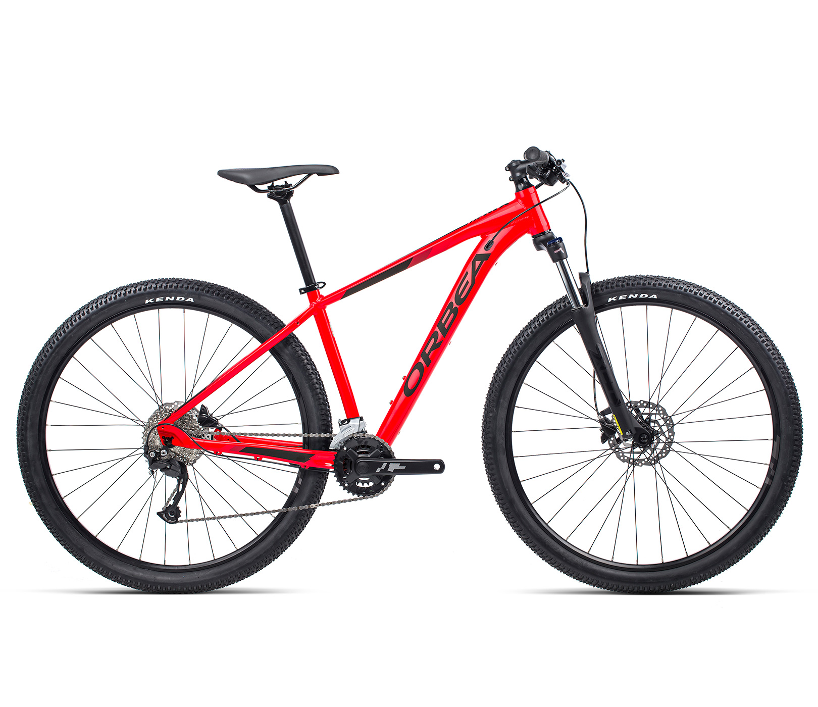 Orbea Mx 40 27.5 Mountain Bike 2021 Red/black