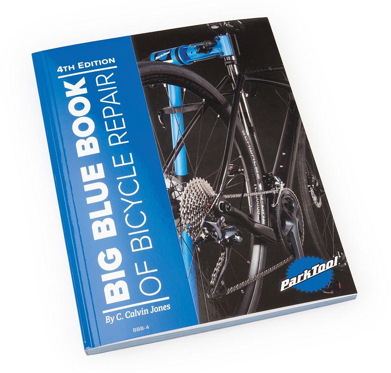 Park Tool BBB-4 Blue Book Bicycle Repair Volume IV | cykelbog