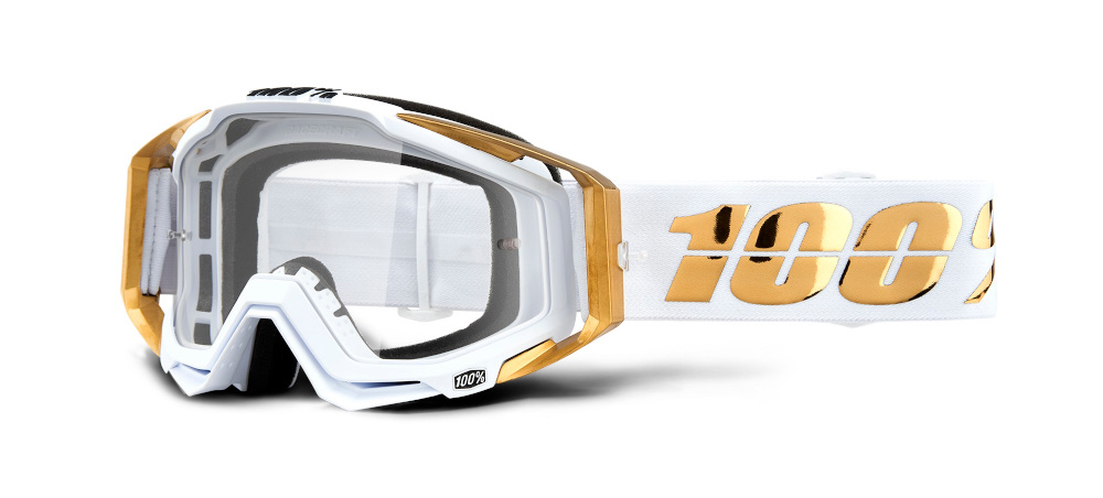 100 Percent Racecraft Goggles Ltd/clear Lens