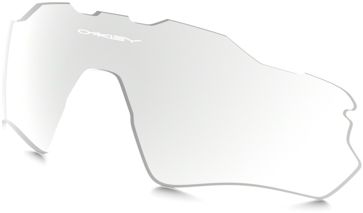 Oakley Radar EV Path Replacement Lens Kit Clear | cycling glasses accessory