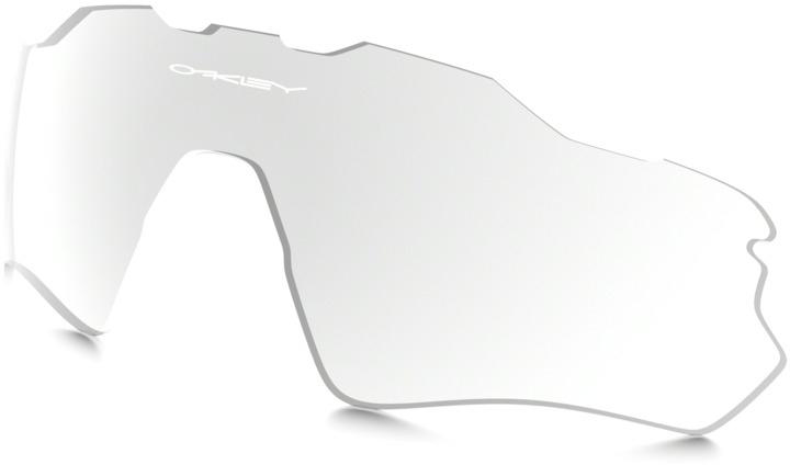 Oakley Radar EV Path klar sort iridium photochromic løs linse | cycling glasses accessory