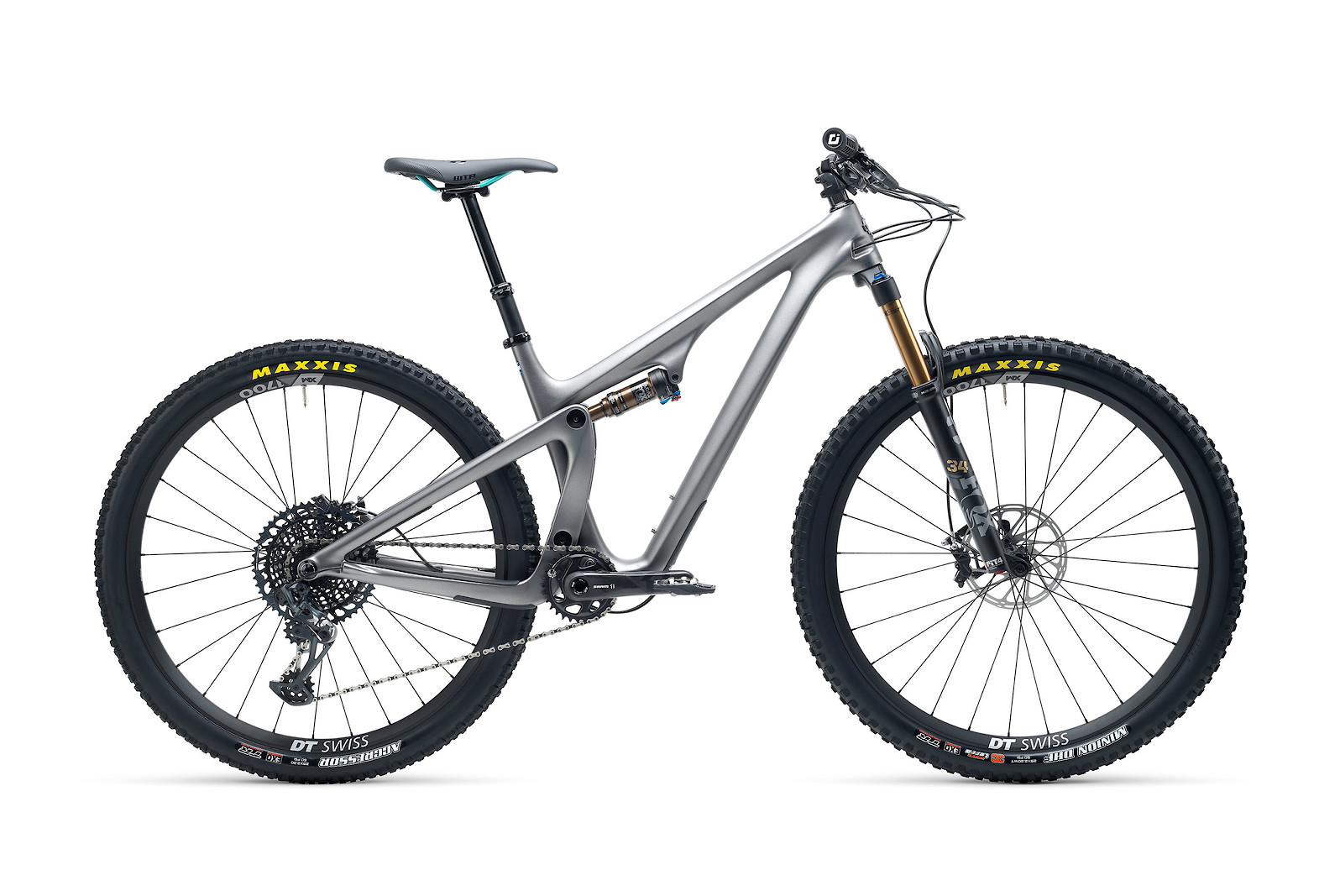 Yeti SB115 T-Series T2 29er Mountain Bike 2021 Anthracite