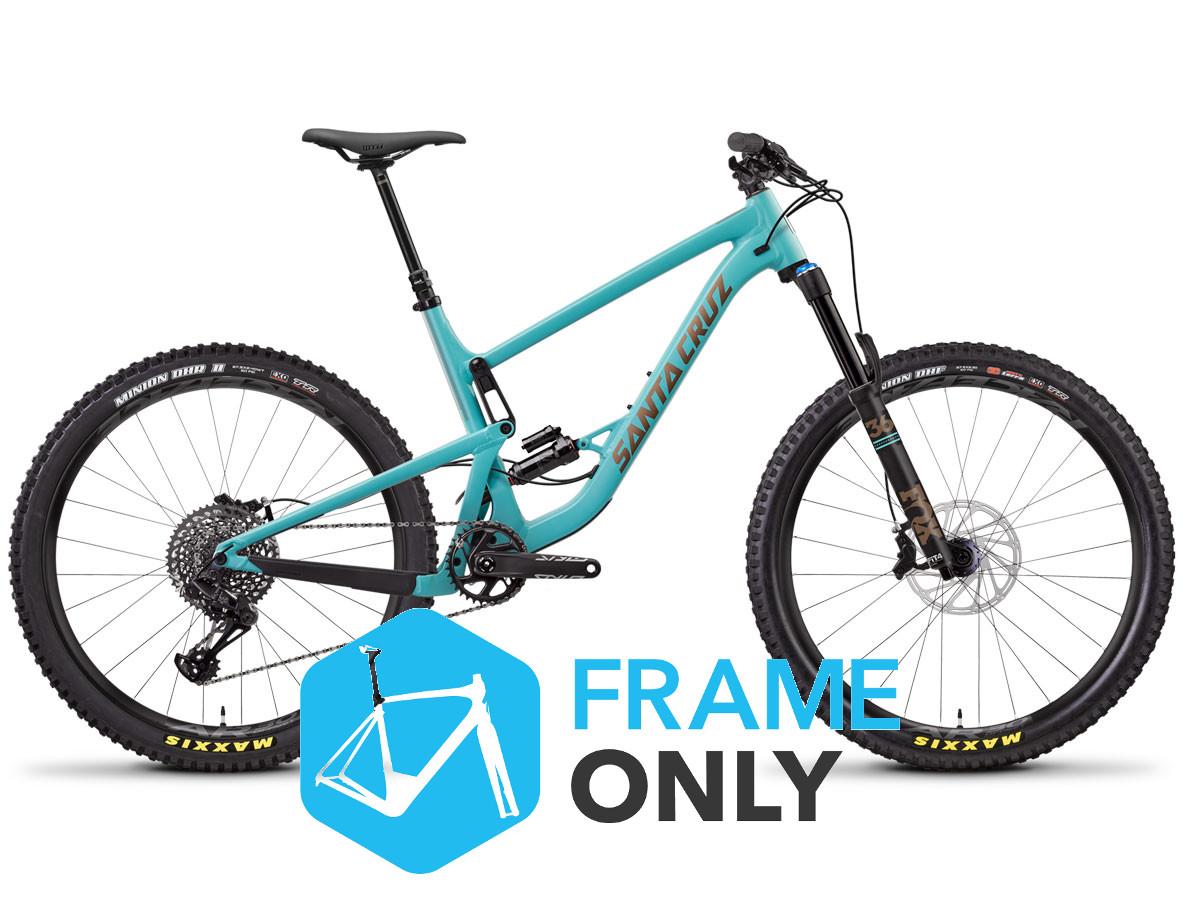 Santa Cruz Bronson Alloy Frame 2019 Industry Blue £1,899.00