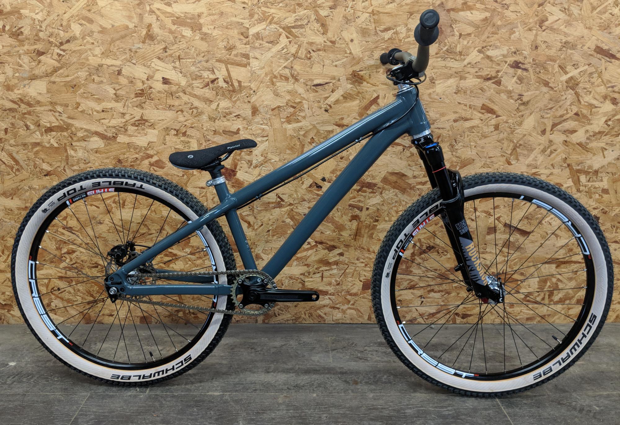 Custom Mountain Bike Parts Uk