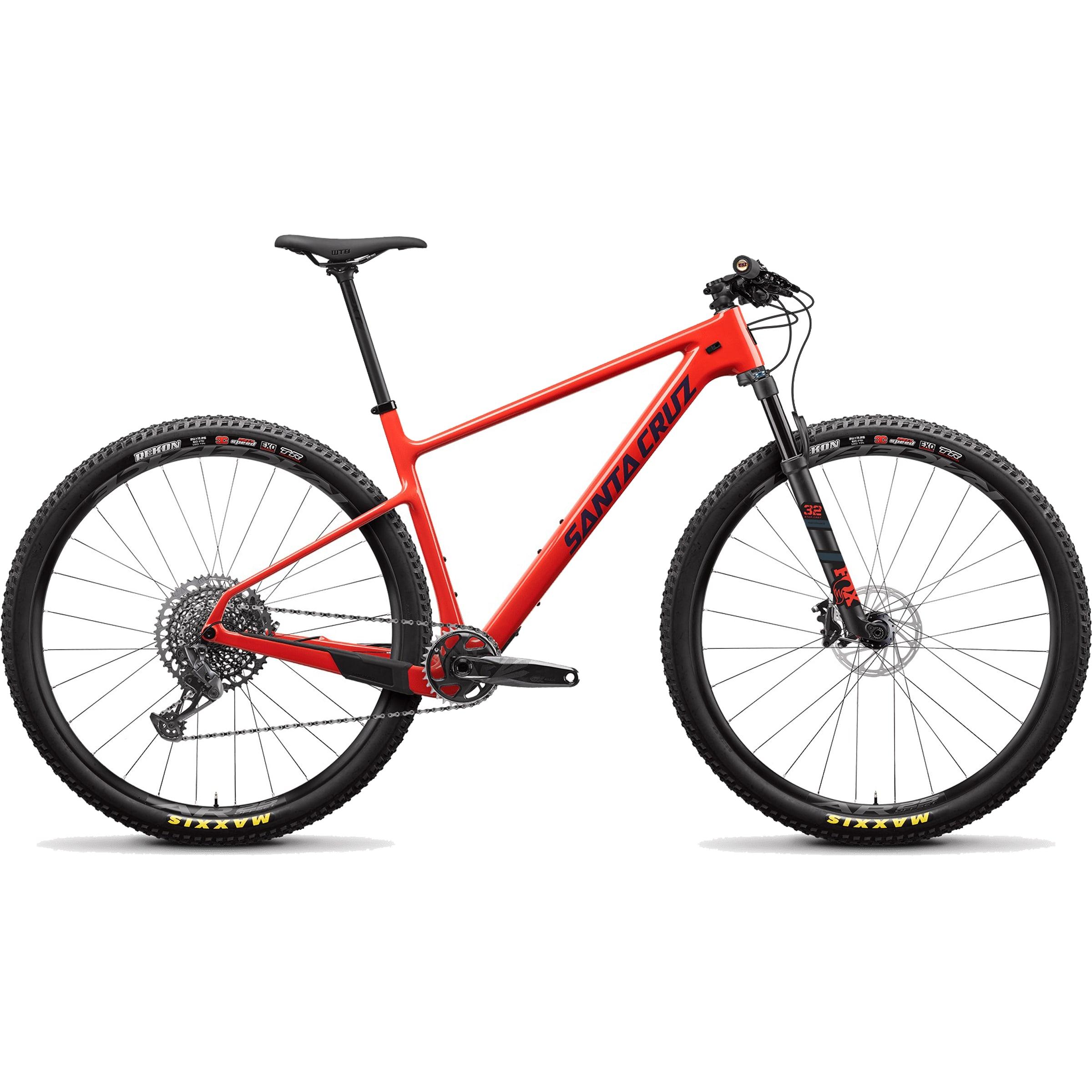 Image of Santa Cruz Highball C S 29er Mountain Bike 2021 Ember
