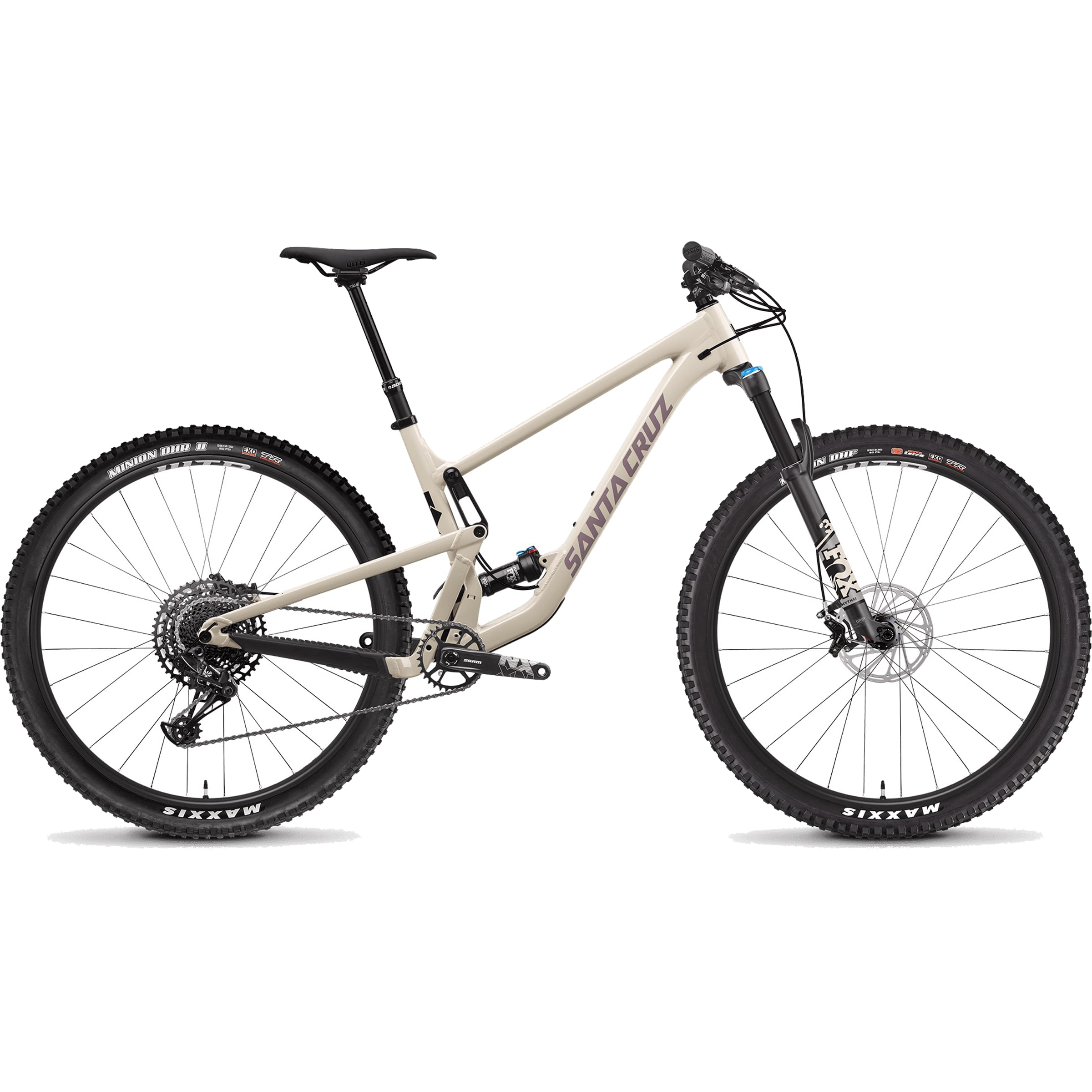 Santa Cruz Tallboy Alloy R 29er Mountain Bike 2021 Ivory