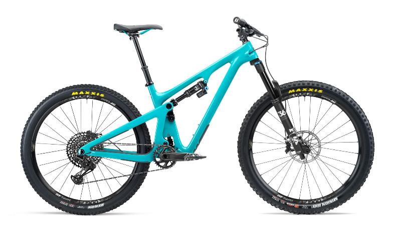 Yeti SB130 C Series Lunchride GX 29er Carbon Mountain Bike 2021 Turq