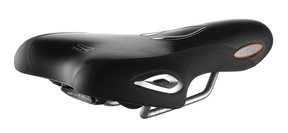 New Selle Royal Lookin Moderate Womens Saddle Black