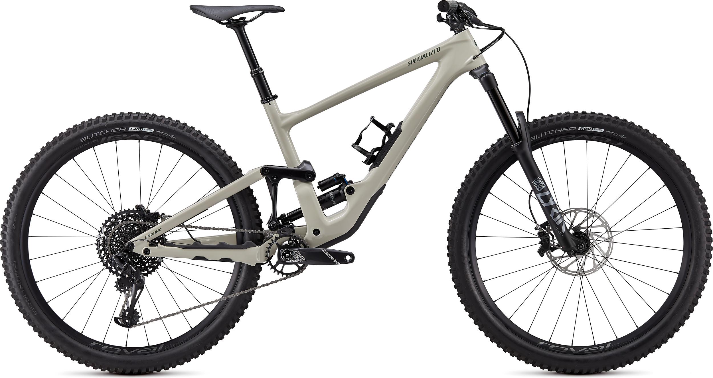 Specialized Enduro Elite CARBON 29ER Mountain Bike White/carbon/sage