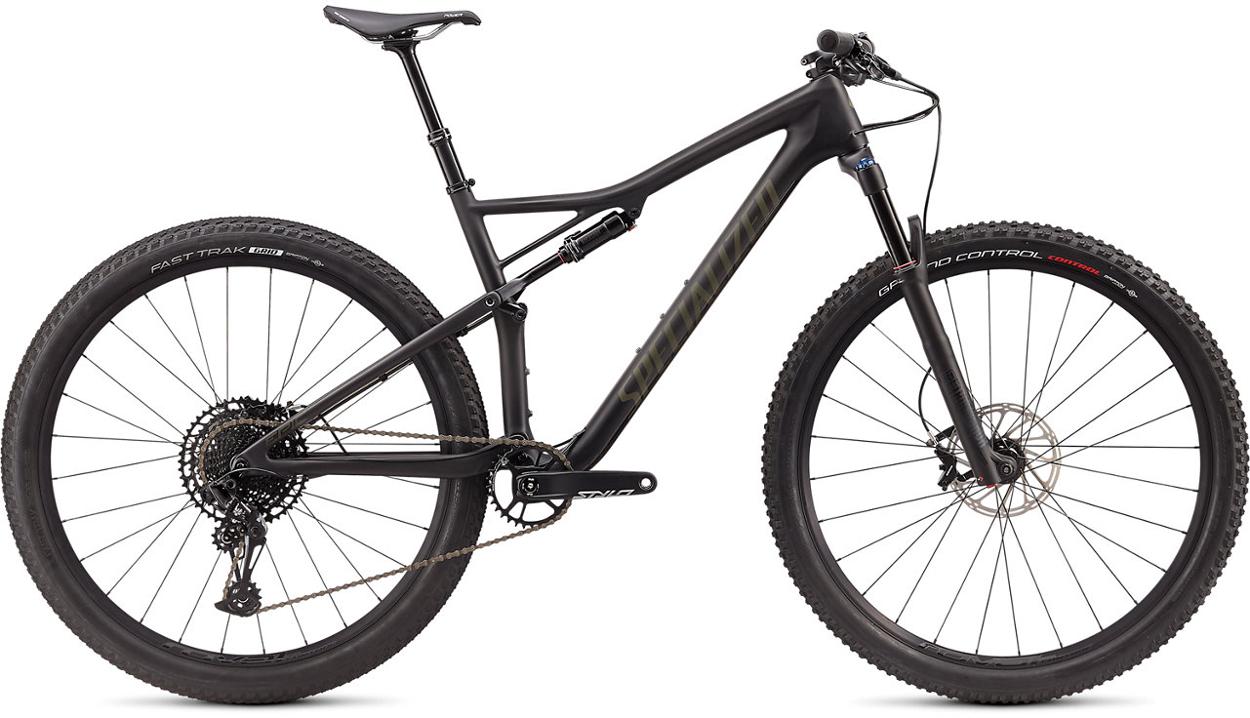 Specialized Epic Comp Evo 29er Mountain Bike 2020 Carbon/oak Green