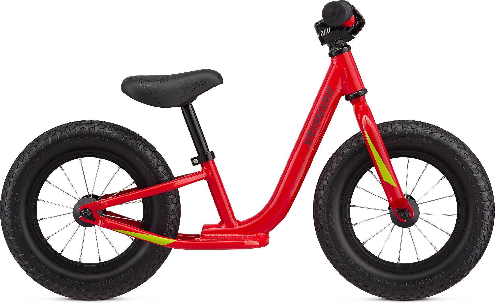 Specialized Hotwalk Balance Bike 2021 Flo Red/Slate
