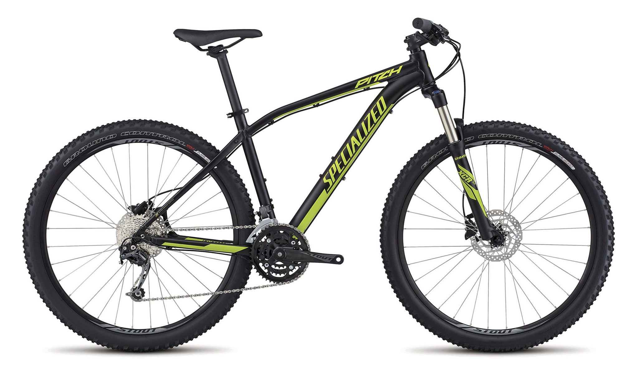 Specialized Pitch Comp 27.5 Hardtail Mountain Bike 2017 ...