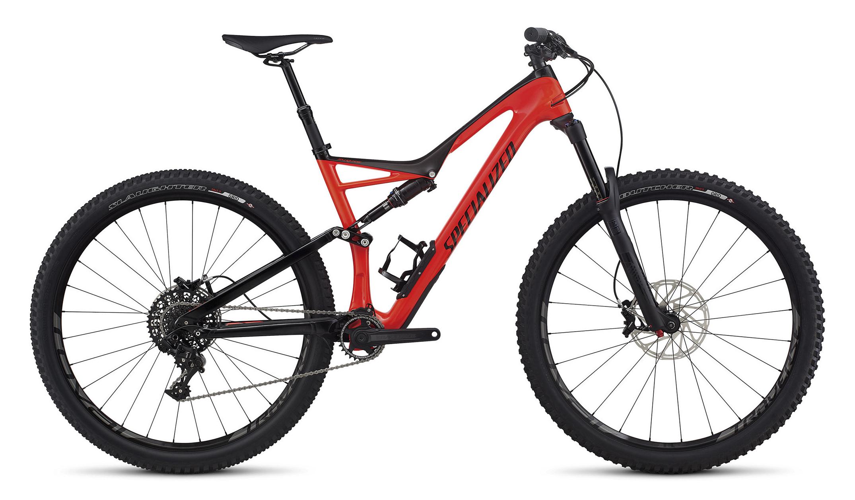 1ab4e033e61 Specialized Stumpjumper Expert Carbon 29er Mountain Bike 2017 Red/Blk  £2,999.99