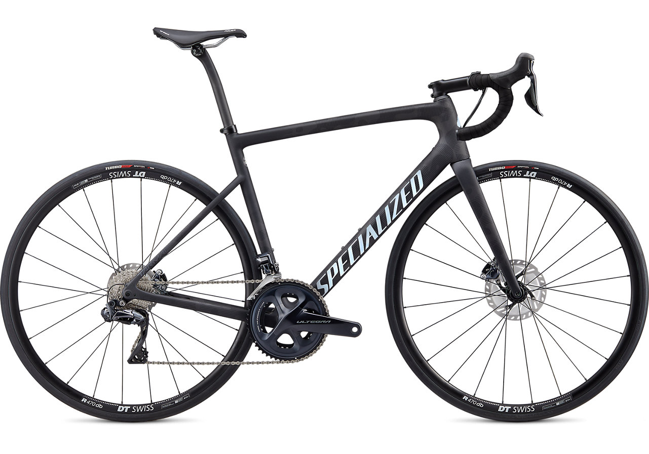 Specialized Tarmac SL6 Comp Disc Di2 Road Bike 2020 Black/Reflective
