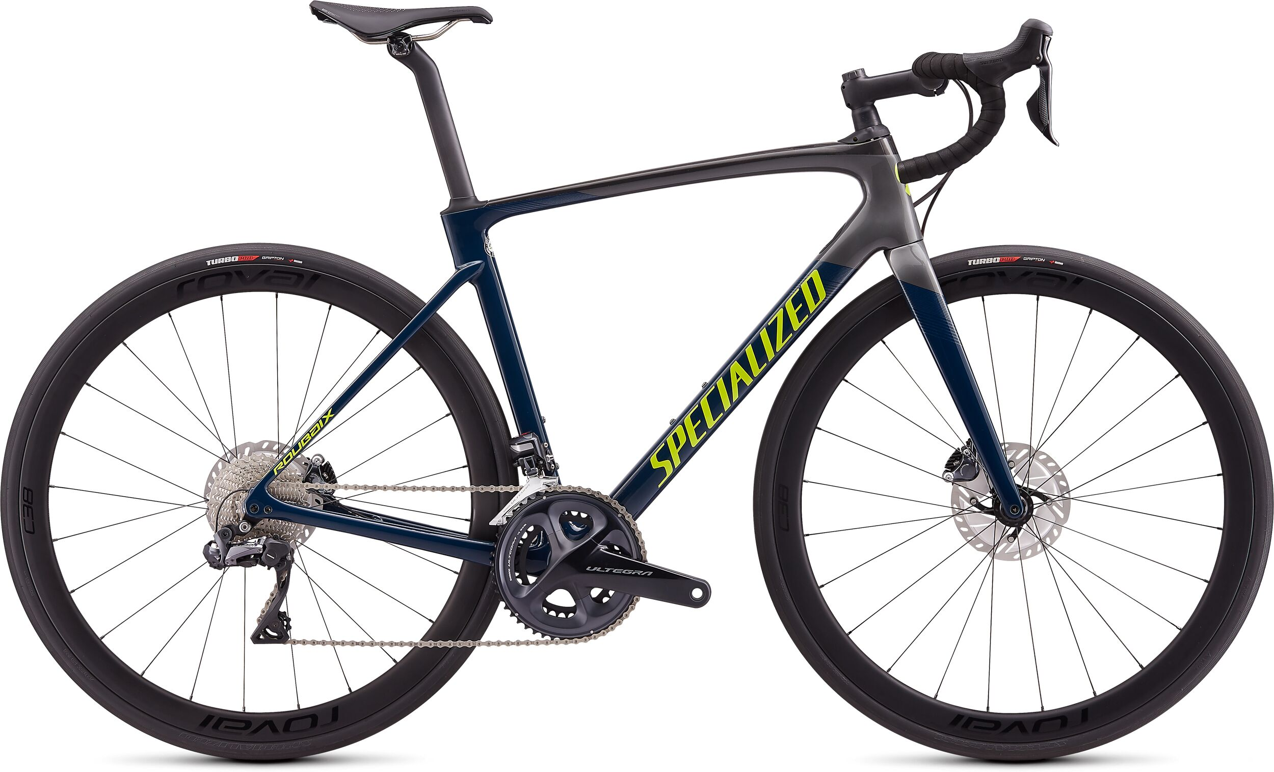 Specialized Roubaix Expert Road Bike 2020 Dusty Turquoise/Charcoal