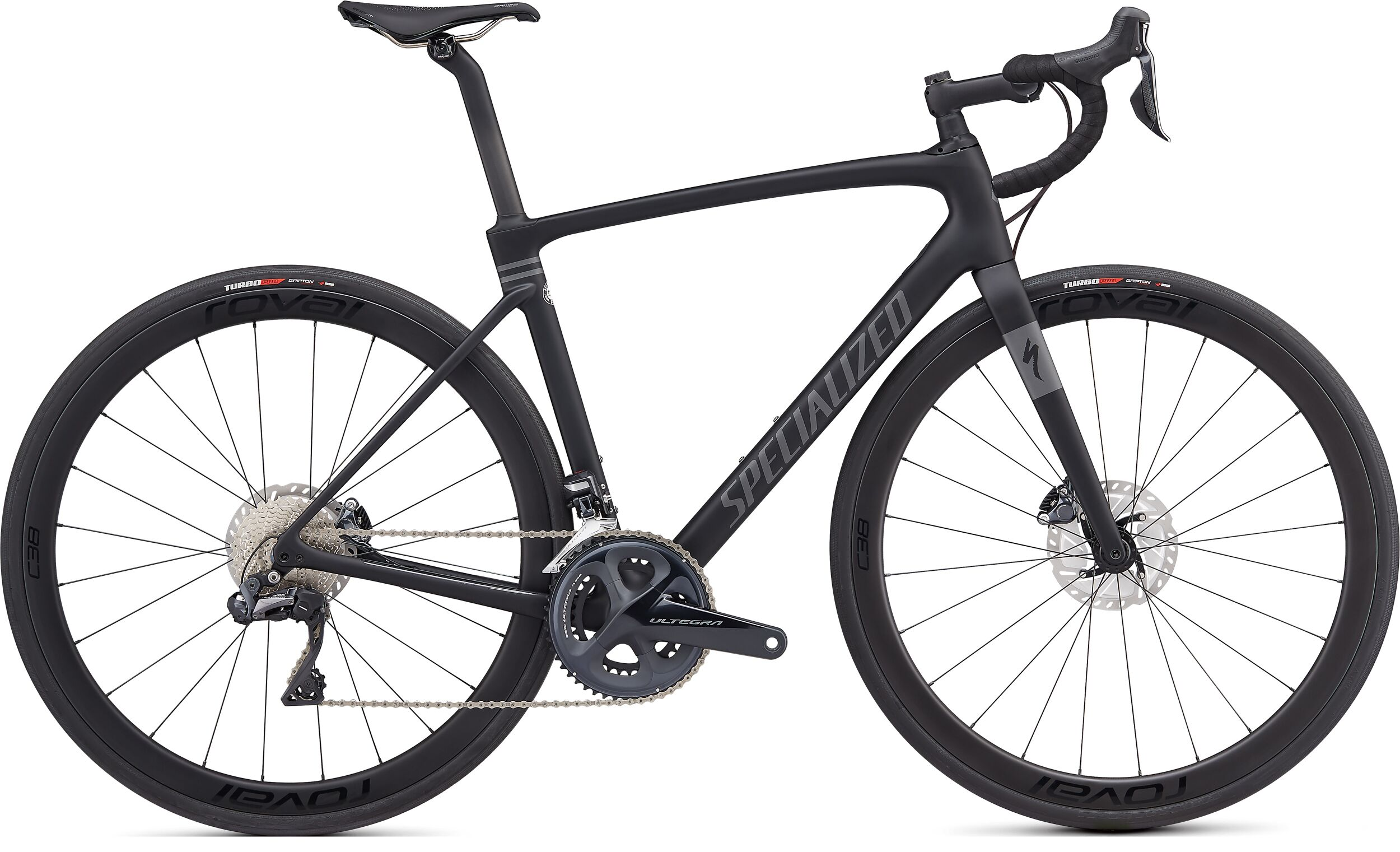 Specialized Roubaix Expert Road Bike 2020 Satin Black
