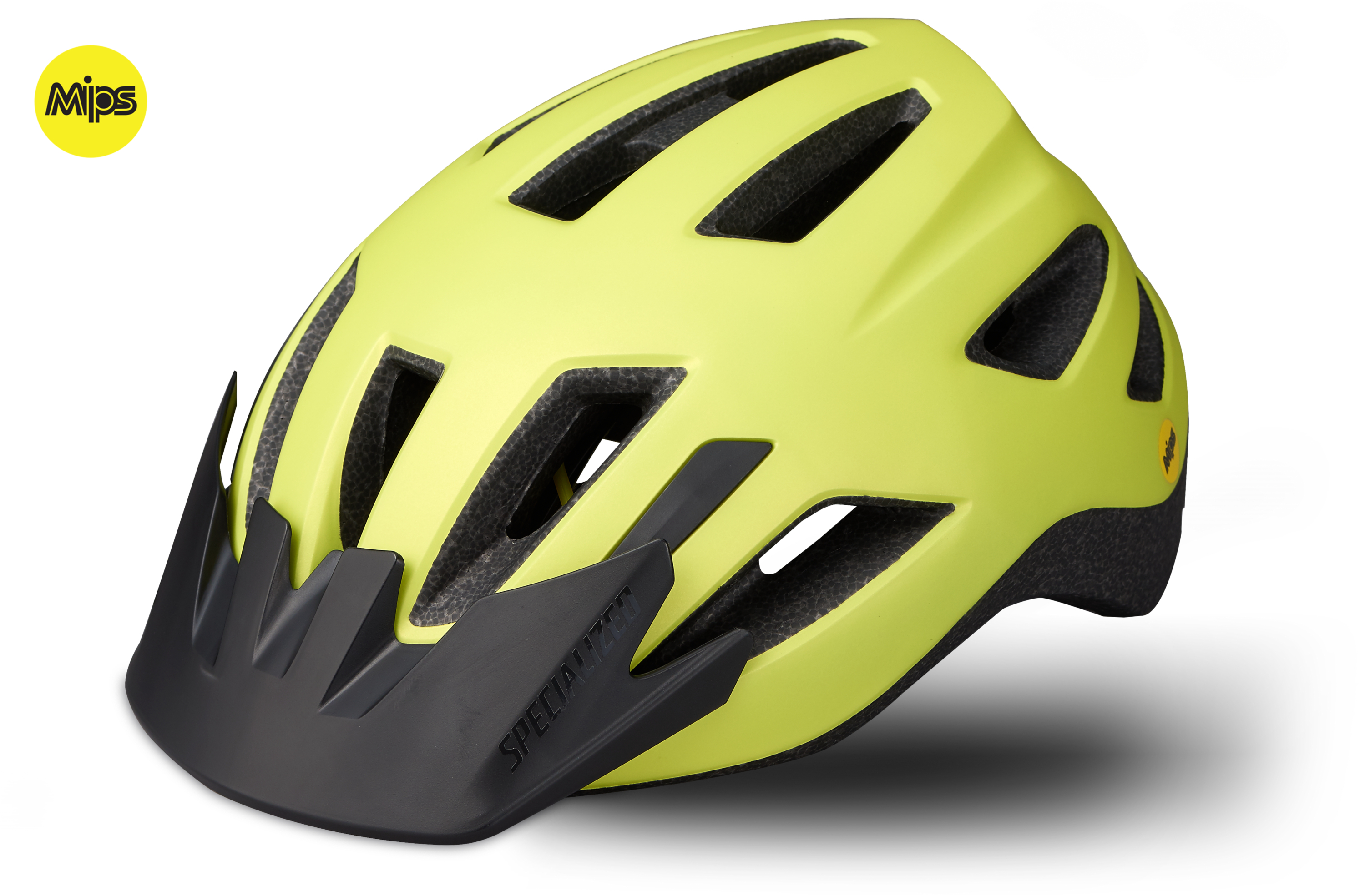Specialized Shuffle Led Mips Childs Helmet Ion