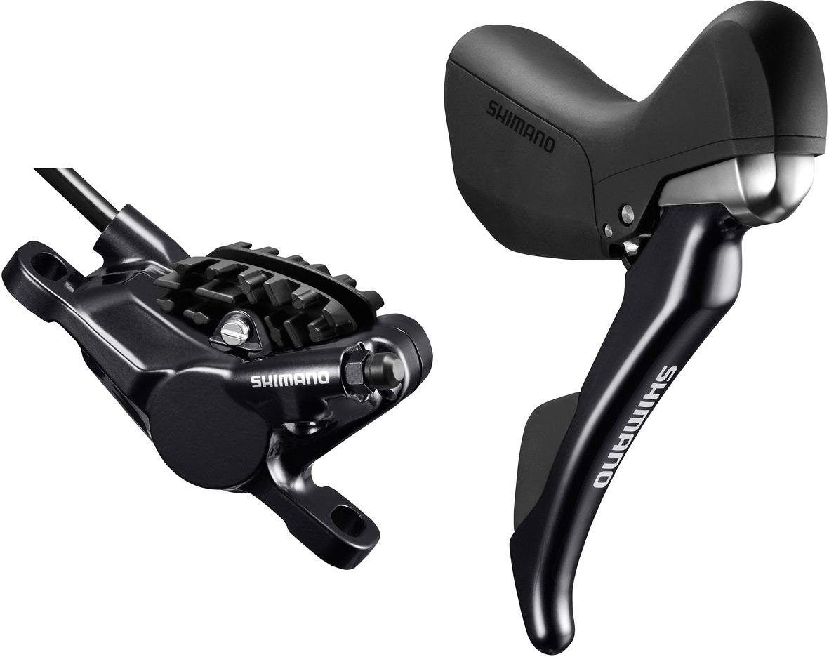Shimano ST-RS685 Hydraulic Disc Brake Mechanical STI Set