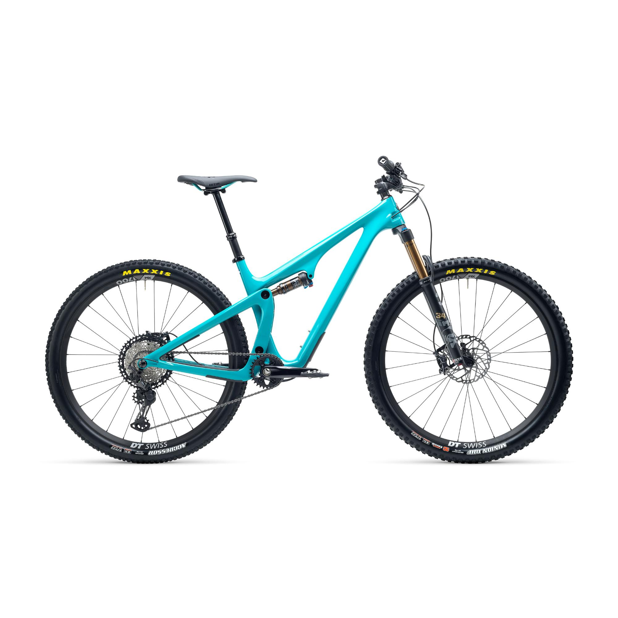 Yeti SB115 T-Series T1 29er Mountain Bike 2021 Turquoise