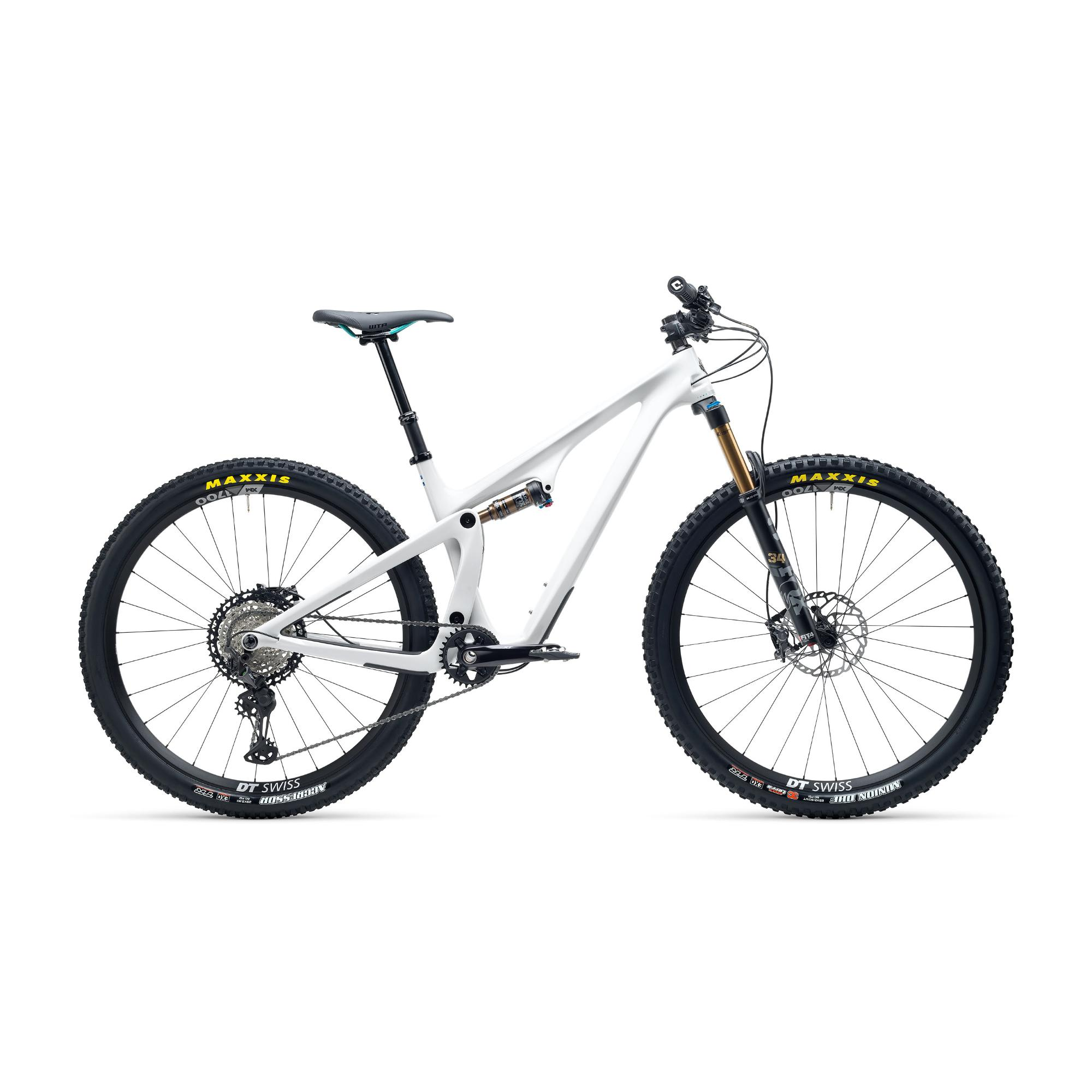 Yeti SB115 T-Series T1 29er Mountain Bike 2021 Blanco