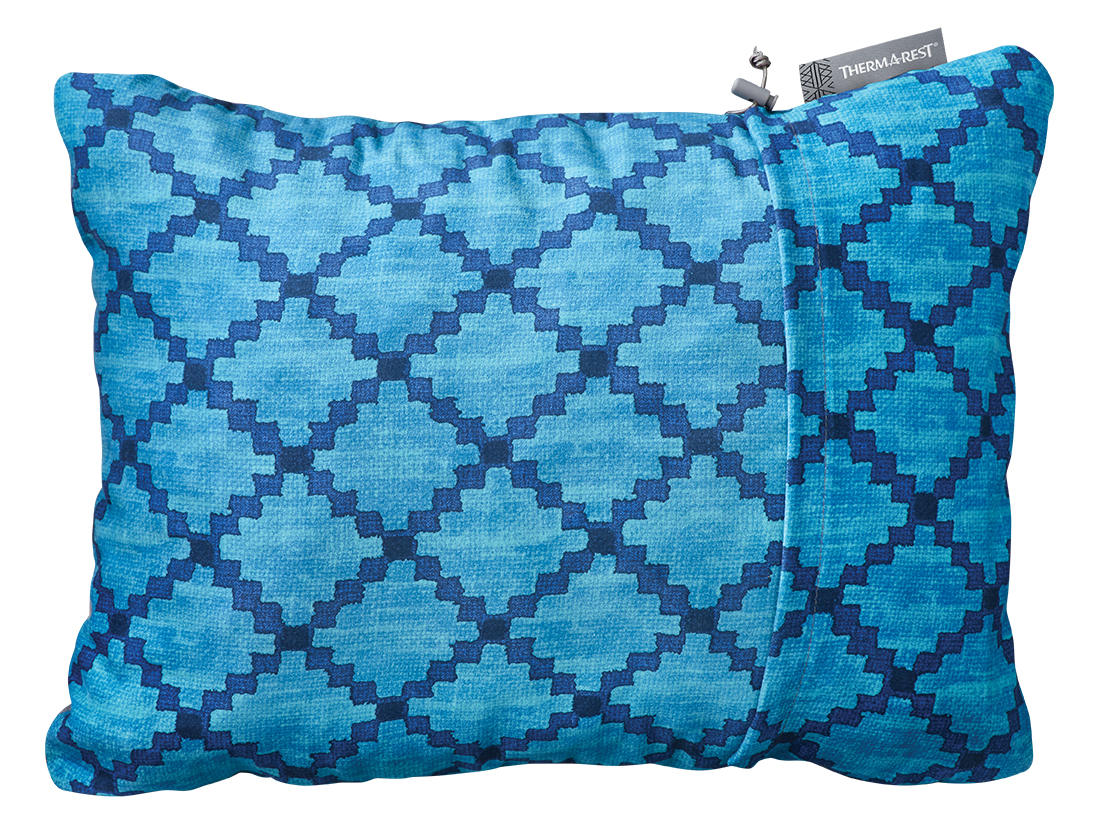 Thermarest Compressible Pillow Large Mosaic Camping Comfort