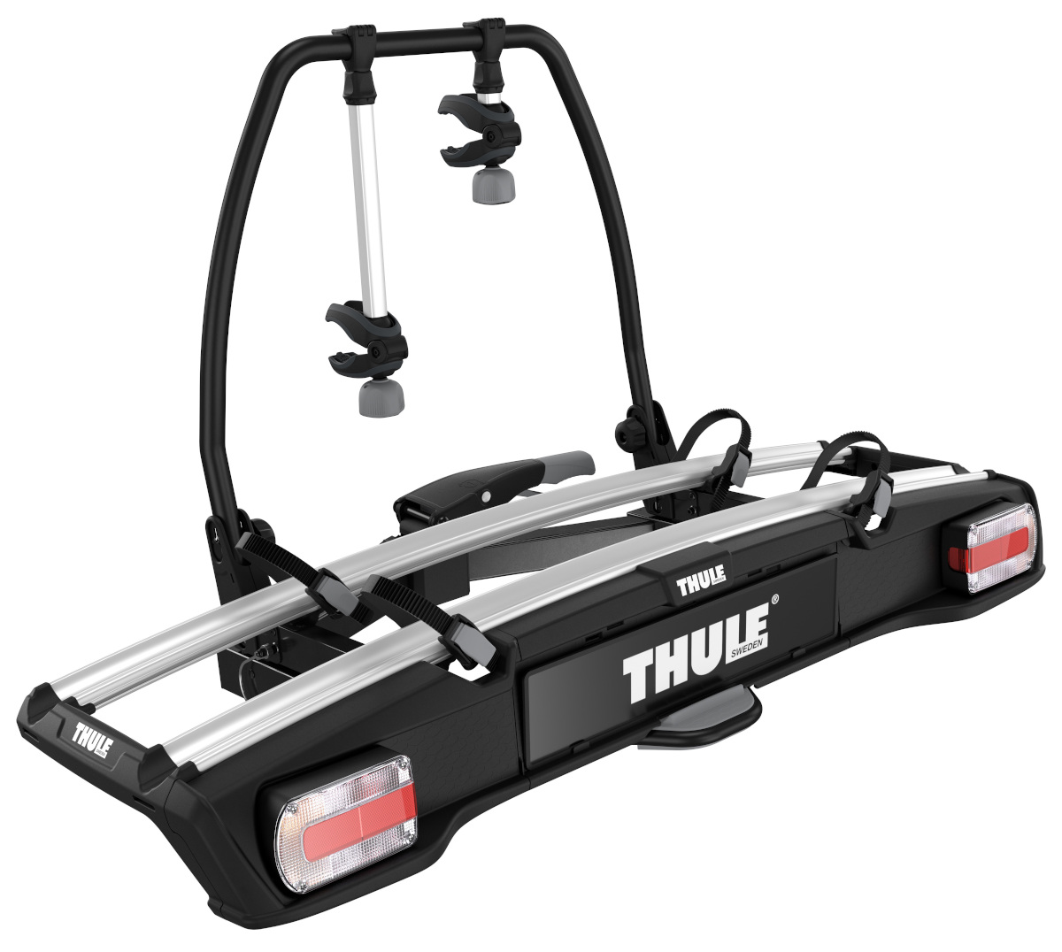 Thule 918 Velospace 2-bike Towball Carrier 7-pin Black