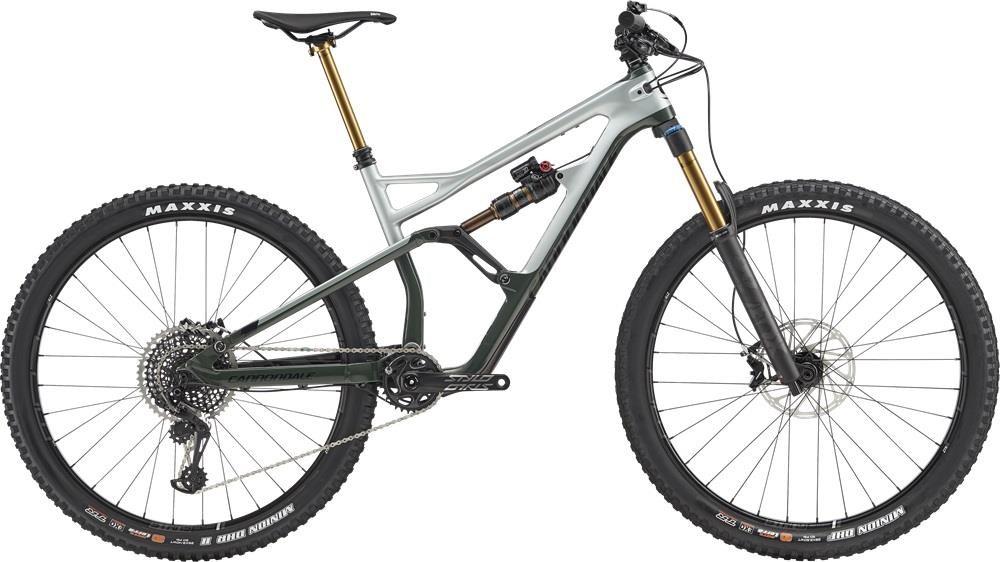 Cannondale Jekyll 1 29er Mountain Bike 2019 Sage Grey
