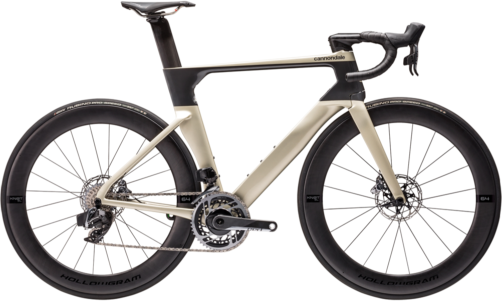 Cannondale SystemSix HM Red eTap Road Bike 2020 Champagne