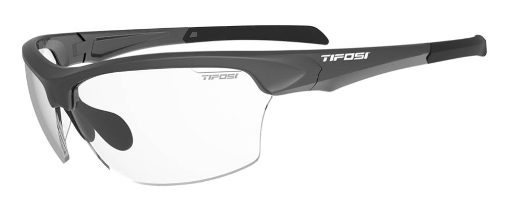 Tifosi Intense Sunglasses Gunmetal/clear