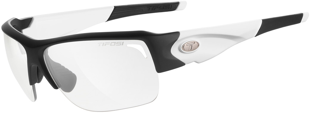 Tifosi Elder Fototec Light Night Lens Sunglasses Black/white