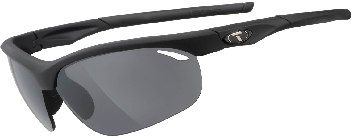 Tifosi Veloce Sunglasses With Interchangeable Clarion Lens Black