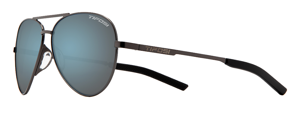 Tifosi Shwae Sunglasses Graphite/smoke/bright Blue