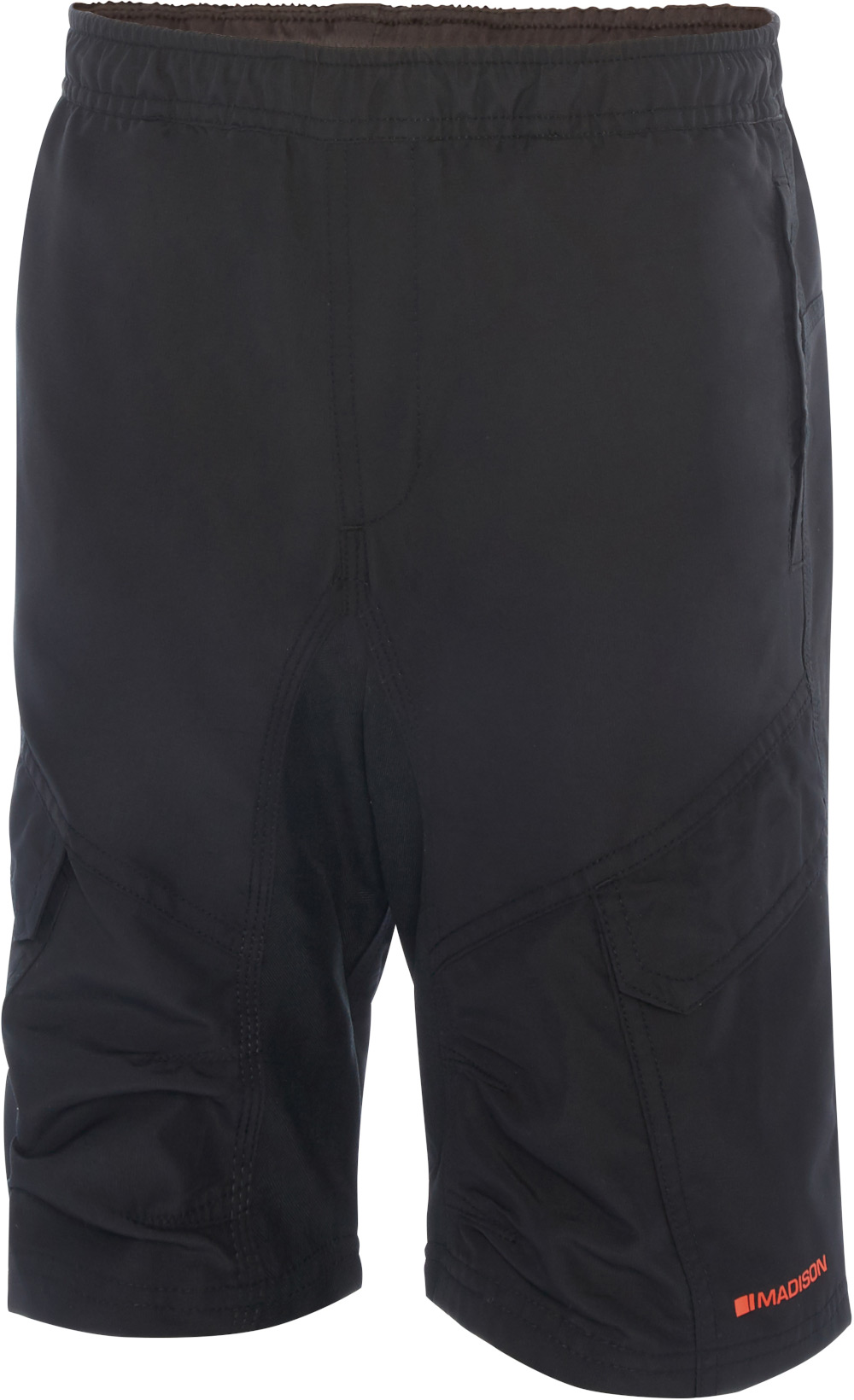 Madison Trail Youth Shorts Black