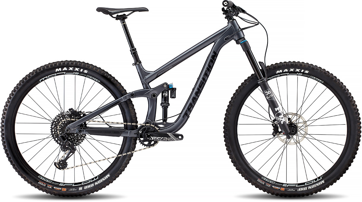 1345d97da0e Transition Sentinel Alloy GX 29er Mountain Bike 2019 Gunmetal Grey £4,199.95