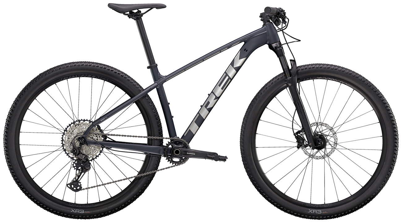 Trek X-caliber 9 Hardtail Mountain Bike 2021 Matte Nautical Navy