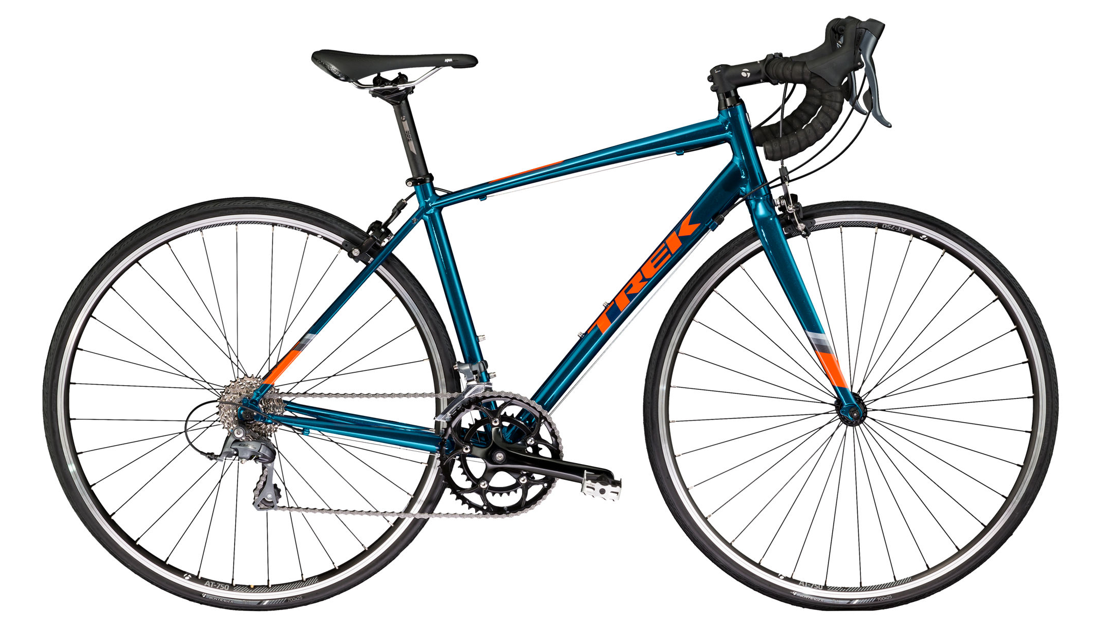 Trek Lexa 2 Womens Road Bike 2017 Dark Aquatic 475 00